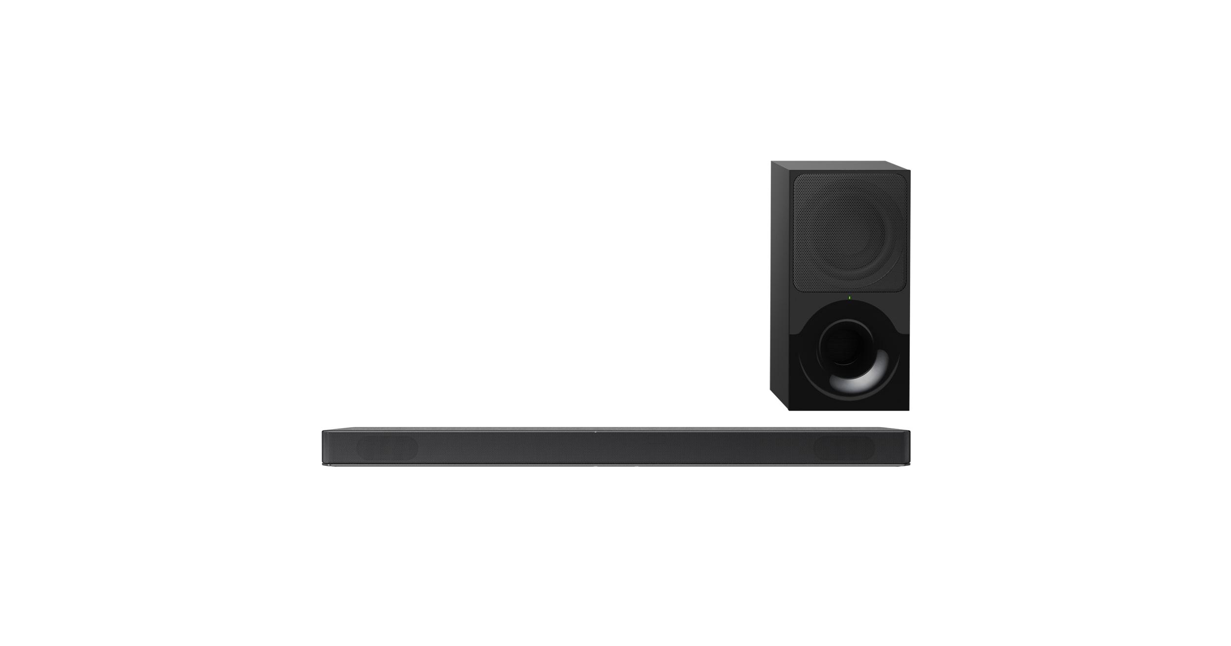 Sony 2 1ch Dolby Atmos® / DTS:X™ Soundbar with Bluetooth® technology |  HT-X9000F