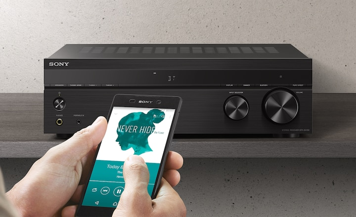 STR-DH190 Bluetooth®