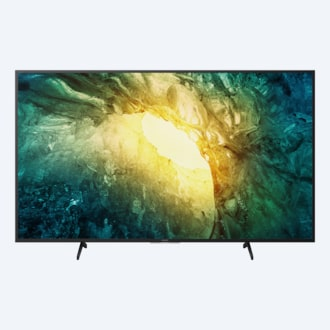 Picture of X750H | 4K Ultra HD | High Dynamic Range (HDR) | Smart TV (Android TV)