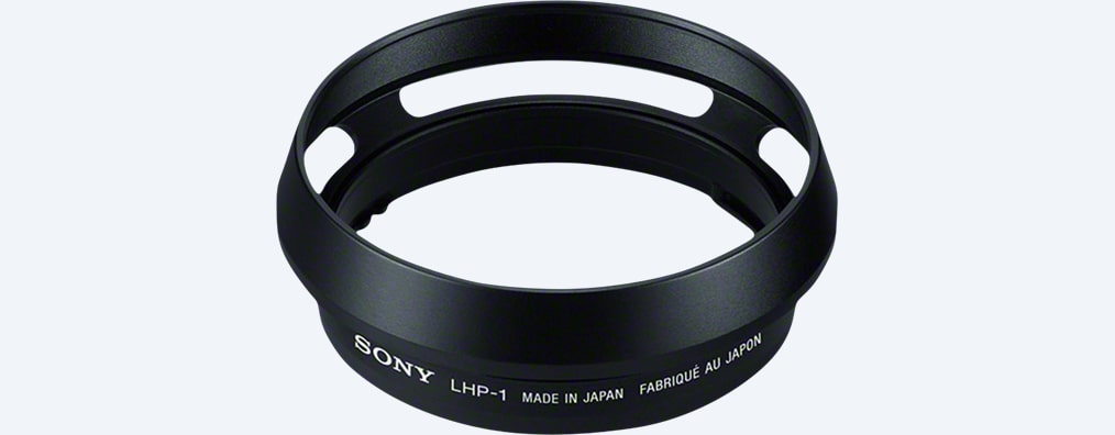 Images of LHP-1 Lens Hood For Cyber-shot® RX1/RX1R
