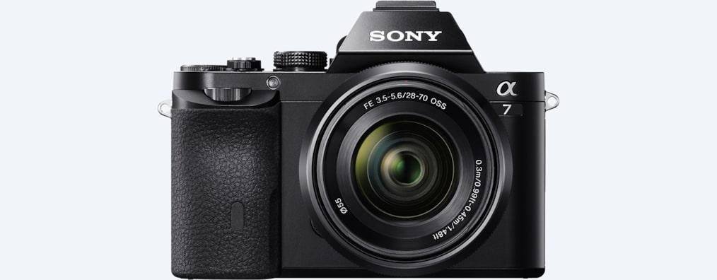 Sony E Mount Full Frame Lenses >> Best Small Camera A7 Pro Full Frame Mirrorless Camera Sony Ca