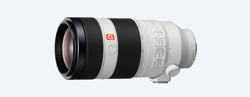 Images of FE 100-400mm super-telephoto zoom G Master lens