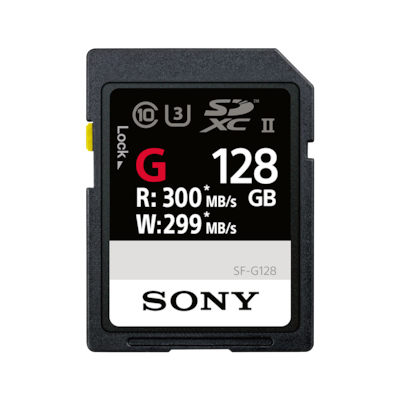 Picture of SF-G Series UHS-II SD Memory Card