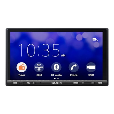 "Picture of 6.95"" (17.6 cm) Apple CarPlay/Android Auto™ High-Power Media Receiver"