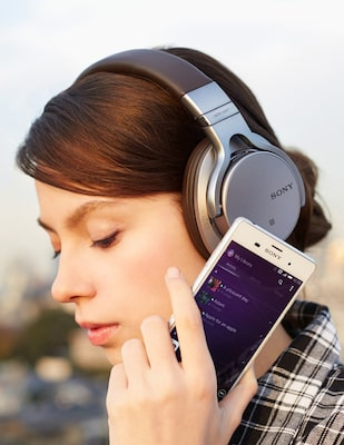Technologie Bluetooth<sup>MD</sup> sans fil de Sony