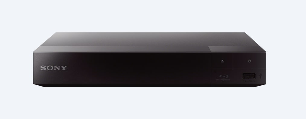 Images of Blu-ray Disc™ Player with built in Wi-Fi®