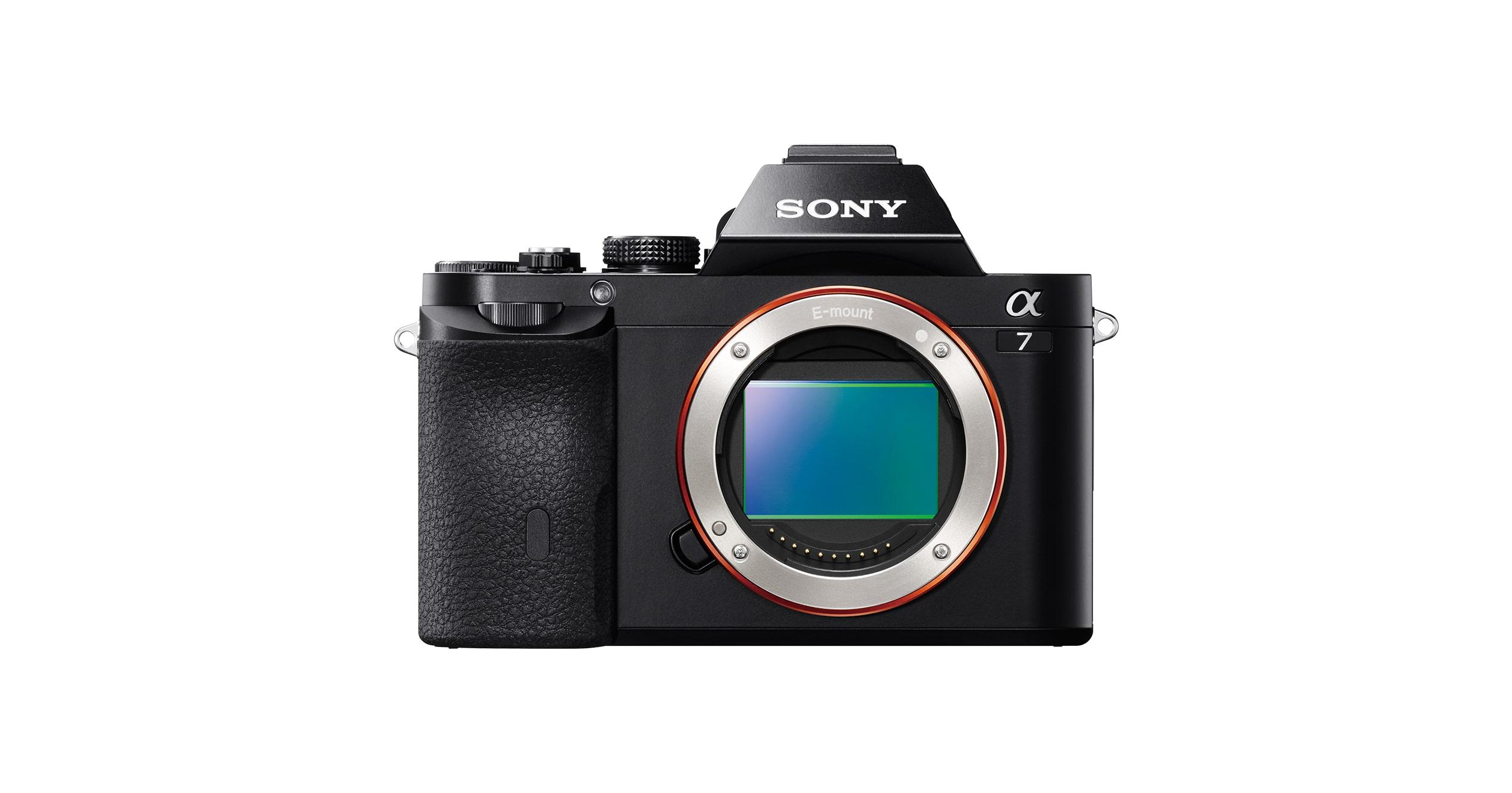 Best Small Camera   a7 Pro Full Frame Mirrorless Camera   Sony CA