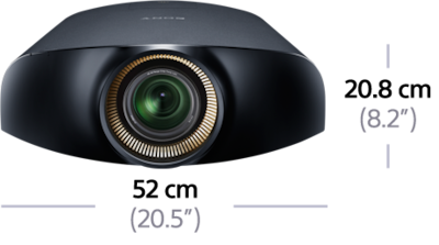 Picture of 4K Home Theatre Projector