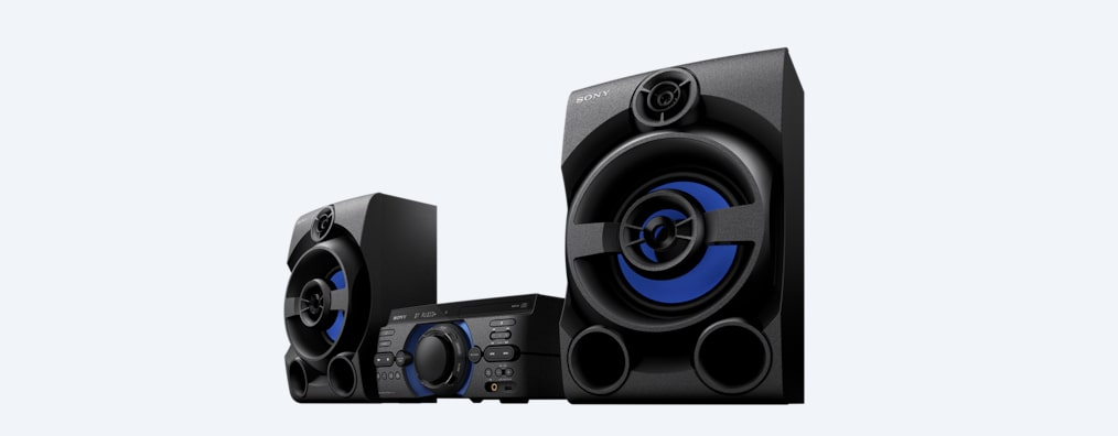 Images of M20 High-Power Audio System with BLUETOOTH® Technology