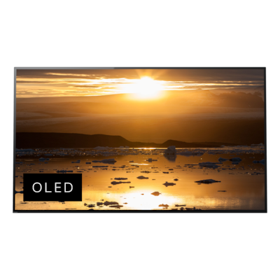 Picture of A1E 4K HDR OLED TV with Acoustic Surface™