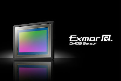 New Exmor R® CMOS sensor for 4K