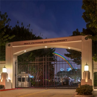 La porte d'entrée vers Sony Pictures Entertainment