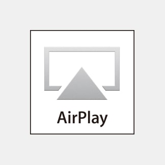 Logo d'AirPlay