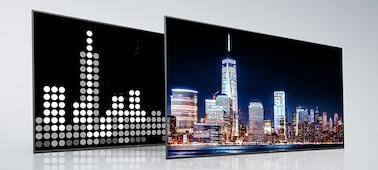 Full Array LED & Xtended Dynamic Range PRO