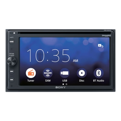 Picture of 16.3-cm (6.4-inch) Apple CarPlay/Android Auto™ DVD Receiver