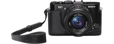 Images of LCJ-RXB Jacket Case For Cyber-shot® RX1