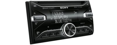 Images de Récepteur CD Bluetooth<sup>MD</sup>