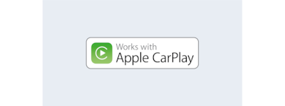 Logo Apple CarPlay