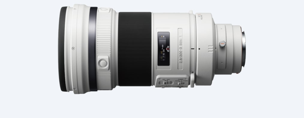 Images of 300mm F2.8 G SSM II