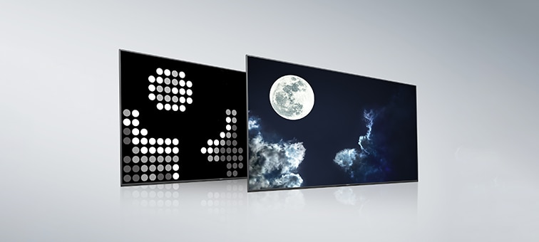 Image showing Full Array LED screen with Xtended Dynamic Range™