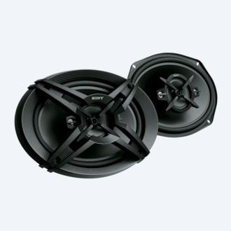 Picture of 16 x 24 cm (6.30 x 9.45 in) 4-way speakers