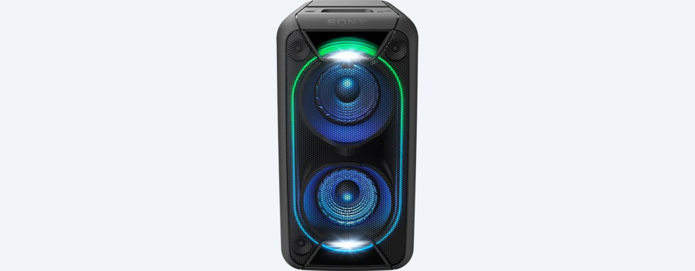 Images of XB90 EXTRA BASS High Power Audio System with built-in battery