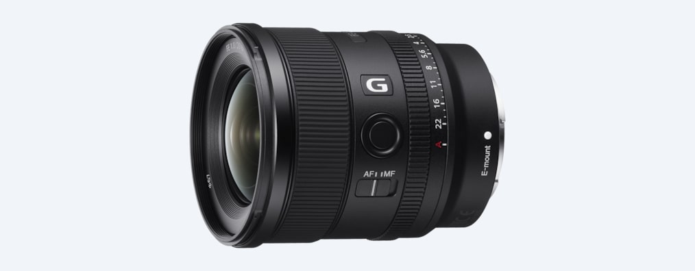 Images of FE 20 mm F1.8 G