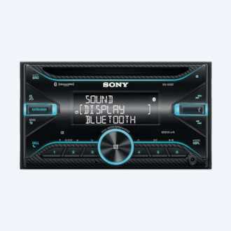 Image de Autoradio CD avec technologie BLUETOOTH<sup>MD</sup>