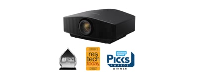 Images of VPL-VW995ES Home Cinema Projector