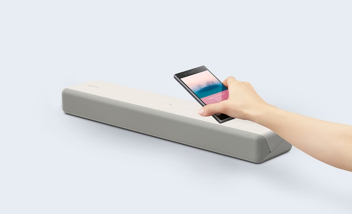 smartphone with NFC