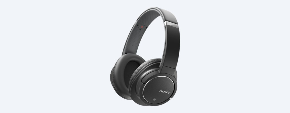 Images of MDR-ZX770BN Wireless Noise-Cancelling Headphones