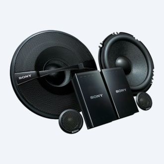 "Picture of 6""1/2 (16 cm) GS 2-Way Component Speakers"