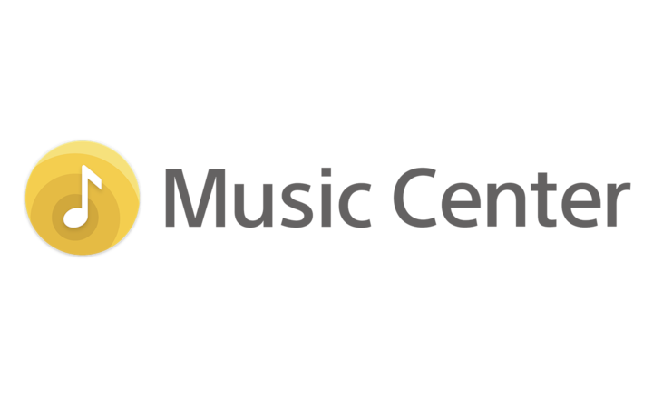 Sony | Music Centre logo