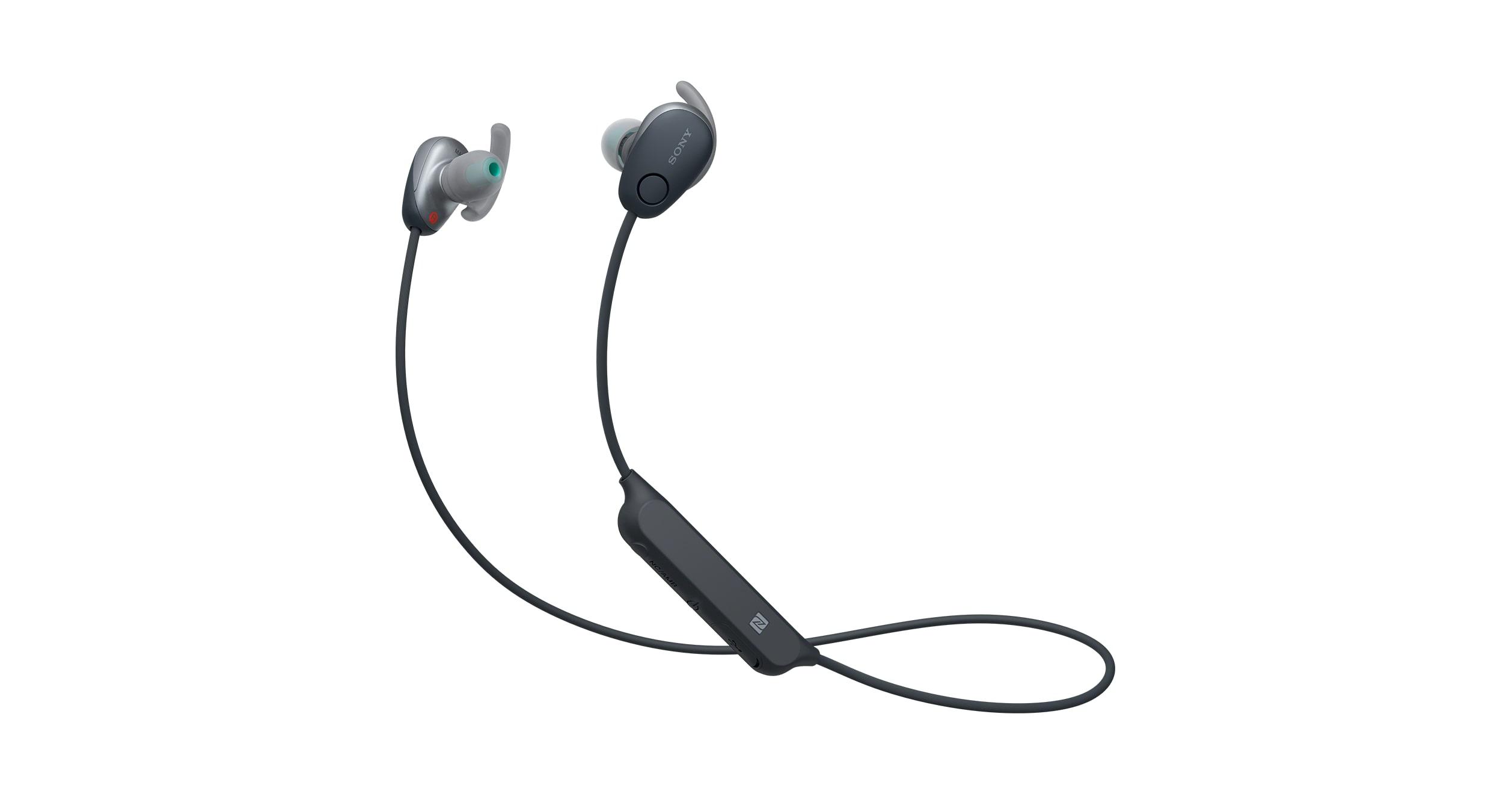WI-SP600N Sports Wireless Noise Cancelling In-ear