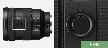 Picture of FE 24–105mm F4 G OSS Lens