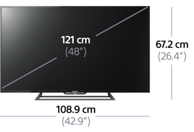 Picture of R550C Full HD LED TV