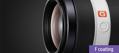 Picture of FE 100-400mm super-telephoto zoom G Master lens