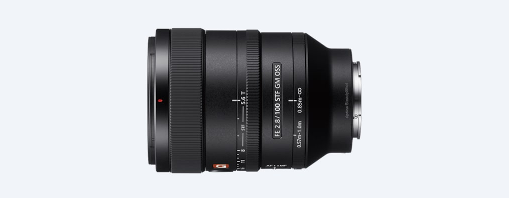 Images de FE 100mm F2.8 STF GM OSS
