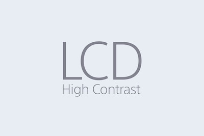DSX-A415BT LCD High Contrast icon