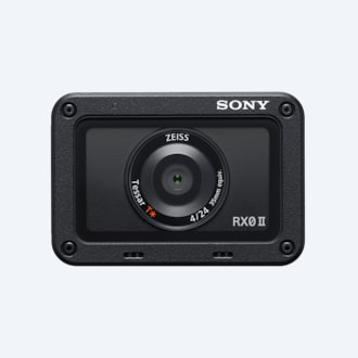 Picture of RX0 II premium tiny, tough camera