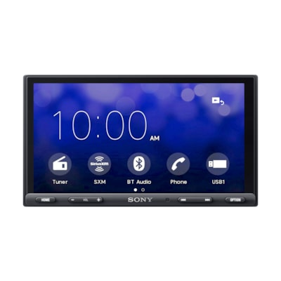 Picture of 17.6-cm (6.95-in) Media Receiver with BLUETOOTH®