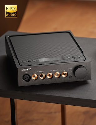 Premium headphone amplifier