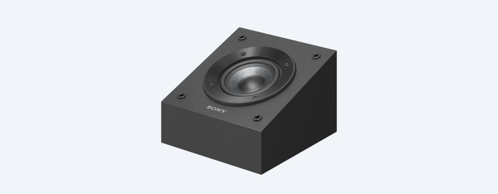 Images of Dolby® Atmos Enabled Speakers