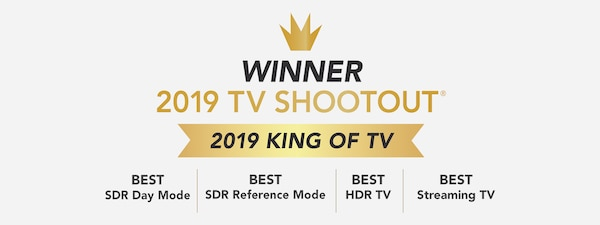 Gagnant du King of TV 2019