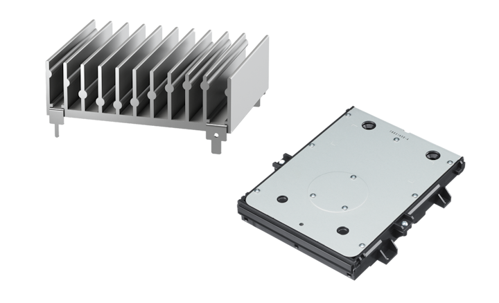 Heat Sink and Disk Drive