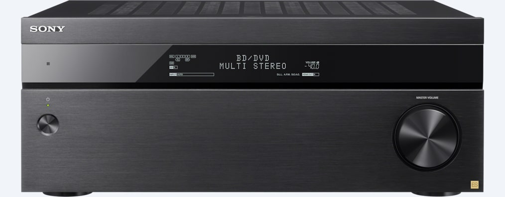 Images of 7.2ch AV Receiver for Custom Installation | STR-ZA1100ES