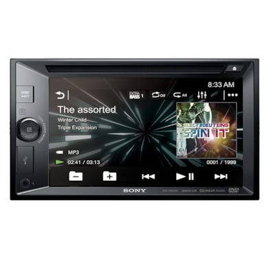 Picture of 15.7 cm (6.2 in) LCD DVD Receiver