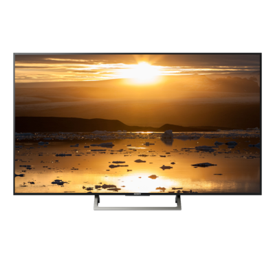 Picture of X850E 4K HDR TV with TRILUMINOS Display
