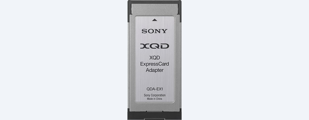 Images of ExpressCard Adaptor for XQD Memory Card