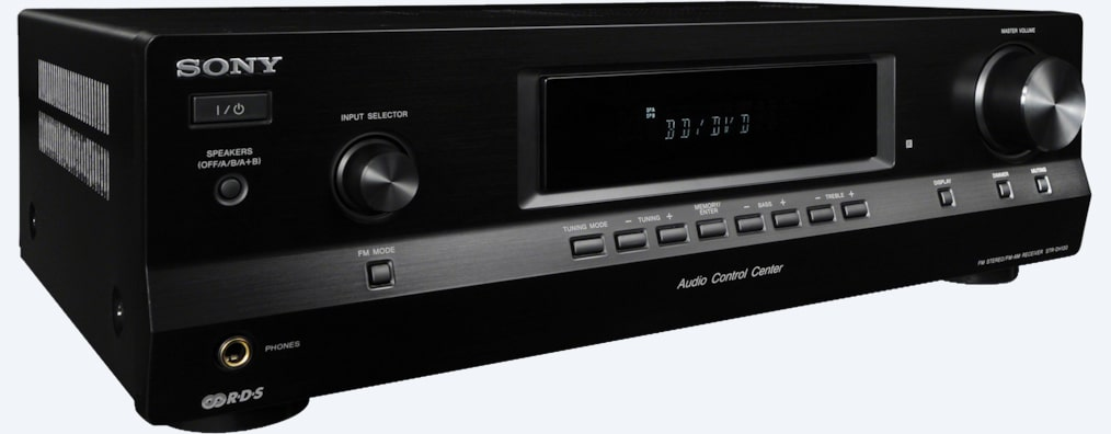 Images of Stereo Receiver | STR-DH130